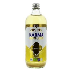 [Par Naturalia] Karma Kombucha Gingembre  Bio 1l