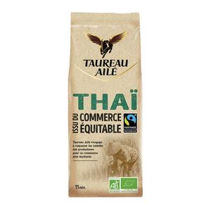 Taureau Ailé Riz Thaï commerce équitable Bio 450g