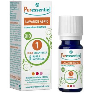 [Para] Puressentiel huile essentielle lavande aspic 10ml