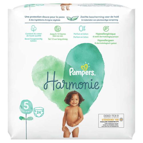 Pampers Harmonie  Geant T5X24