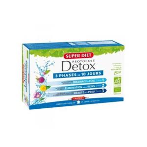 [Para]Super Diet Protocole Détox Bio Ampoule x30