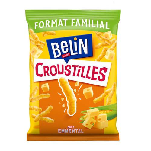 Belin Croustille Emmental 138G