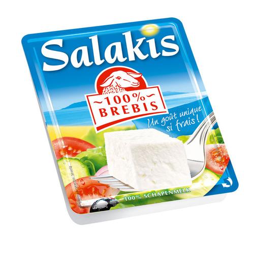 Salakis fromage au lait de brebis pasteurisé 200g