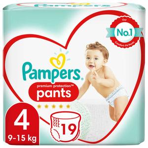 Pampers Premium Protection Pants Paquet T4X19