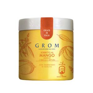 Grom Pot Sorbet Mangue 460ml