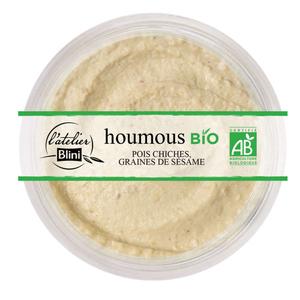 Atelier Blini Houmous bio 160 g