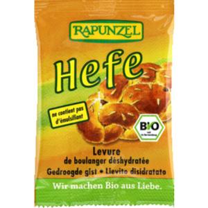[Par Naturalia] Rapunzel Levure De Boulanger Déshydratée 9G Bio