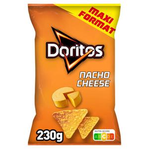 Doritos Gout Nacho Cheese 230G.