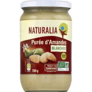 Naturalia Purée d'Amandes Blanches 700g