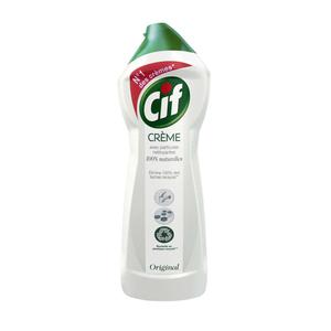 Cif Crème À Récurer Nettoyant Multi Surfaces Originale 750ml
