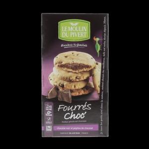 [Par Naturalia] Moulin du Pivert Biscuits Fourrés Choc' Bio 175g