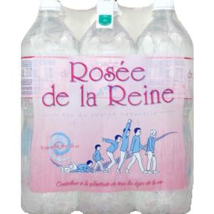 [Par Naturalia] Rosee De La Reine Pack Eau De Source 6X1,5L