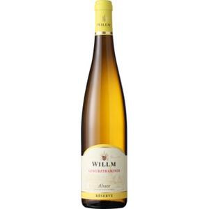 Willm Gewurztraminer AOP Alsace Blanc 75cl