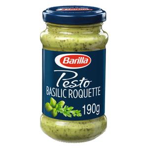 Barilla Sauce Pesto Basilic et Roquette 190g
