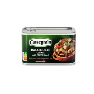 Cassegrain Ratatouille Cuisinée à La Provençale 380g