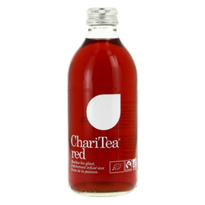 [Par Naturalia] Charitea Thé Glacé Charitea Red 330Ml Bio