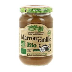 [Par Naturalia] Castagna Di Vallerus Crème De Marron À La Vanille 370G Bio