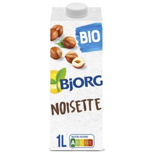 Bjorg Boisson noisette, calcium, bio 1L