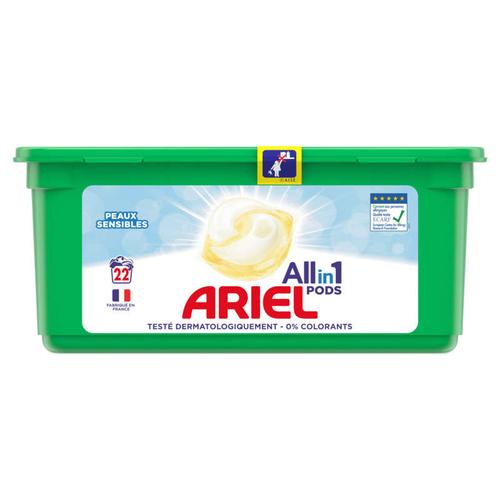 Ariel Pods Peaux Sensibles 22D
