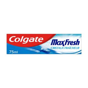 Colgate Dentifrice Max Fresh New 75ml