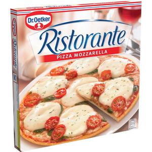 Dr. Oetker Ristorante pizza surgelée mozzarella 335g