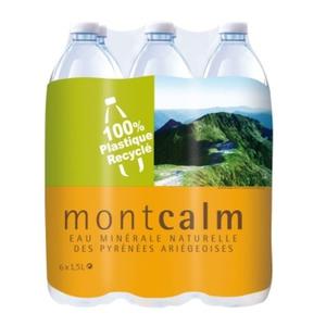 [Par Naturalia] Montcalm Pack Eau Minérale Naturelle 6X1,5L