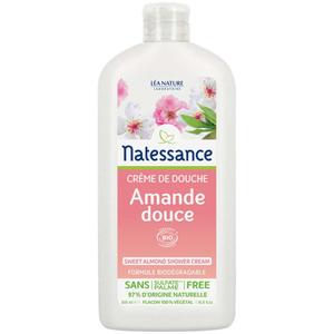 Natessance Crème de Douche Amande Douce 500ml