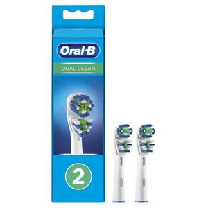 Oral B Brossettes Dual Clean X2