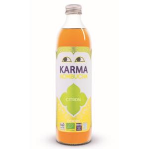 [Par Naturalia] Karma Kombucha Au Citron 50Cl Bio