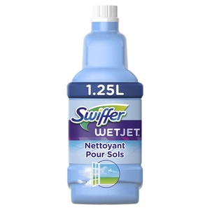 Swiffer Wetjet Solution Nettoyante 1.25L