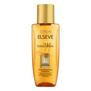 Elseve Huile Extraordinaire 6 Fleurs Soin Sublimateur Cheveux Secs 50ml