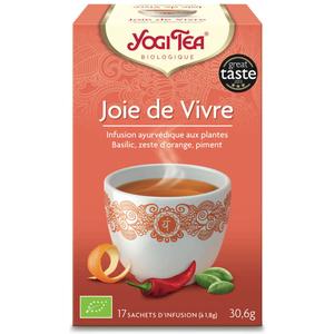 [Par Naturalia] Yogi Tea Yogi Tea Joie De Vivre - 17 Infusions Bio