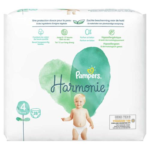 Pampers Harmonie Geant T4X28