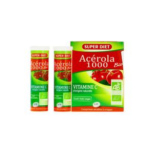 [Para] Super Diet Acerola 1000 Bio Comprimés x24