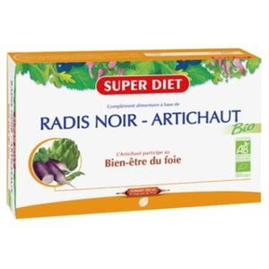 [Para] Super Diet Complément Alimentaire à base de Radis Noir et d'Artichaut x20.