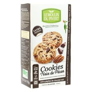 [Par Naturalia] Moulin Du Pivert Cookie Pécan & Pépites De Chocolat 175G Bio