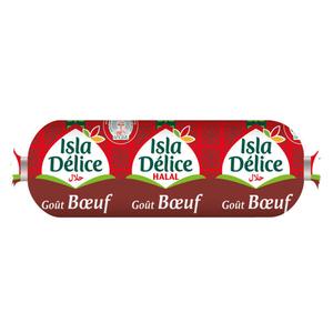 Isla Délice Saveur'délice goût boeuf halal 230g