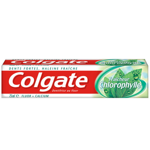 Colgate Dentifrice Chlorophylle 75ml.