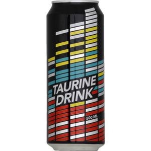 Monoprix Boisson Taurine Drink 500 ml.