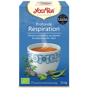 [Par Naturalia] Yogi Tea Yogi Tea Respiration - 17 Infusions Bio