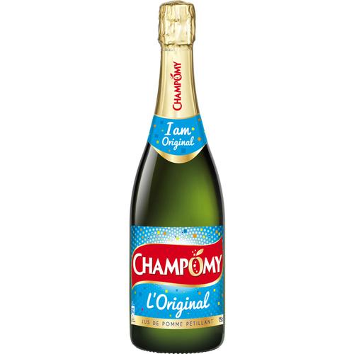 Champomy original boisson pétillante sans alcool bouteille 75cl